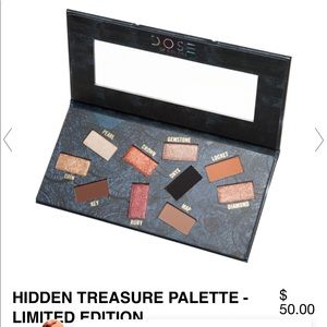 BN Dose of colors hidden treasure pallette